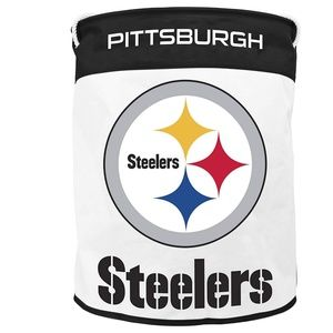 NFL Pittsburgh Steelers Canvas Laundry Basket